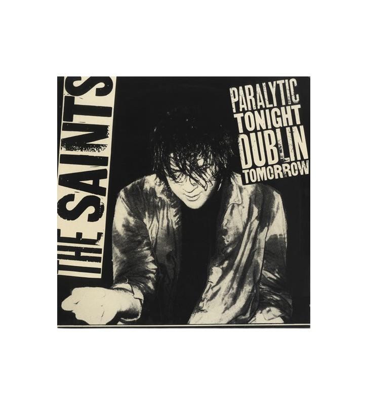 "The Saints (2) - Paralytic Tonight, Dublin Tomorrow (12"", MiniAlbum) mesvinyles.fr"