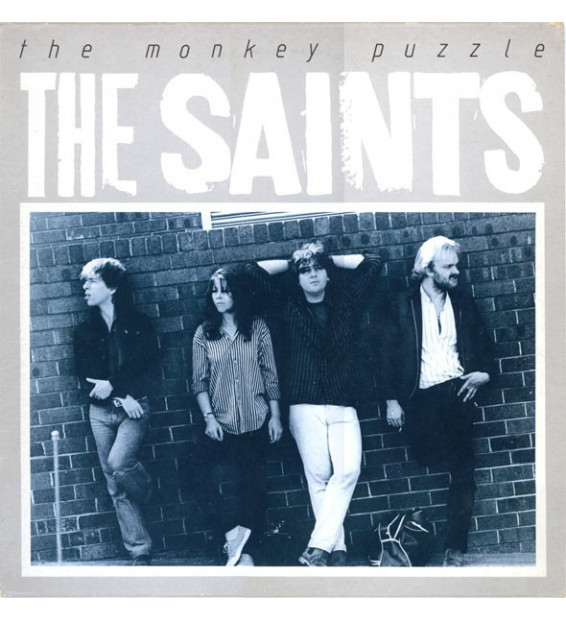 The Saints (2) - The Monkey Puzzle (LP, Album)