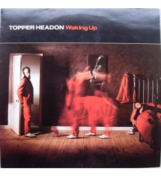 Topper Headon - Waking Up (LP, Album) mesvinyles.fr