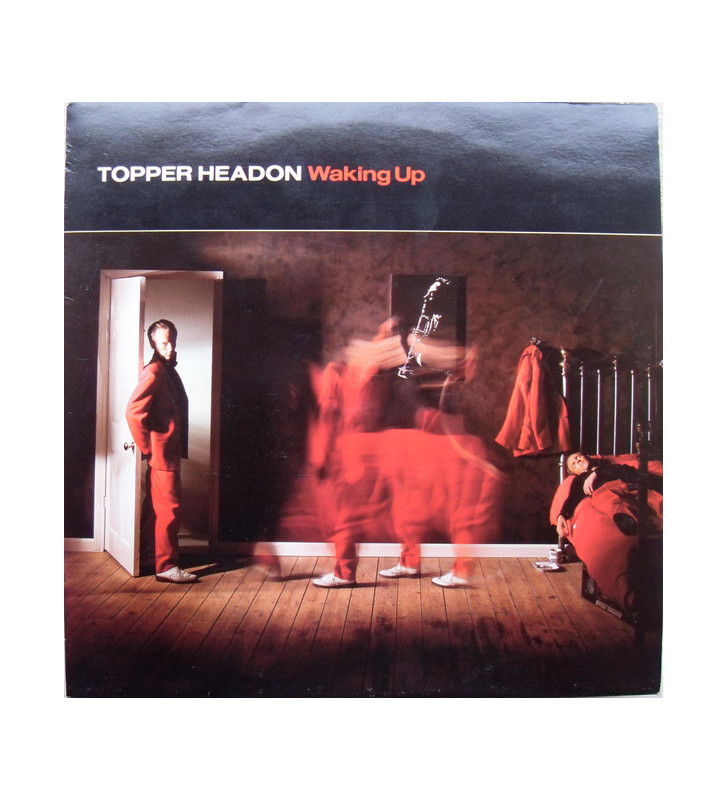 Topper Headon - Waking Up (LP, Album) mesvinyles.fr