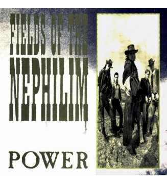"Fields Of The Nephilim - Power (12"") mesvinyles.fr"