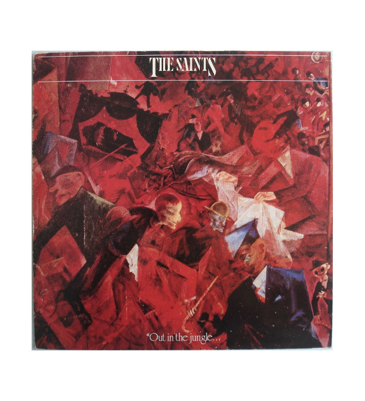 The Saints (2) - Out In The Jungle (LP, Album) mesvinyles.fr