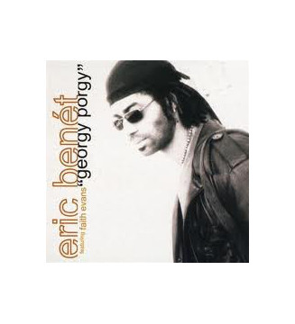 "Eric Benét Featuring Faith Evans - Georgy Porgy (12"") mesvinyles.fr"