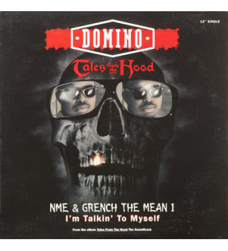 "Domino / NME (2) / Grench The Mean One* - Tales From The Hood / I'm Talkin' To Myself (12"", Single) mesvinyles.fr"