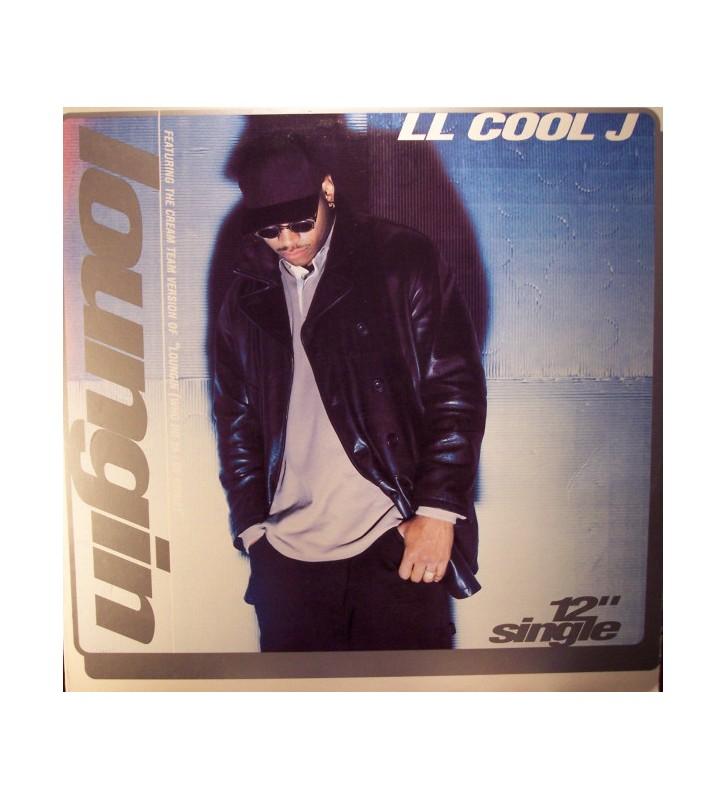 "LL Cool J - Loungin (12"", Single) mesvinyles.fr"
