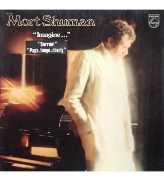 Mort Shuman - Imagine... (LP, Album, Gat)