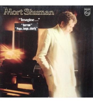 Mort Shuman - Imagine... (LP, Album, Gat) mesvinyles.fr