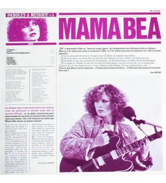 Béatrice Tékielski - Mama Bea (LP, Comp) mesvinyles.fr