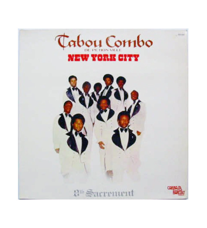 Tabou Combo De Petion Ville* - New York City (8th Sacrement) (LP, Album) mesvinyles.fr