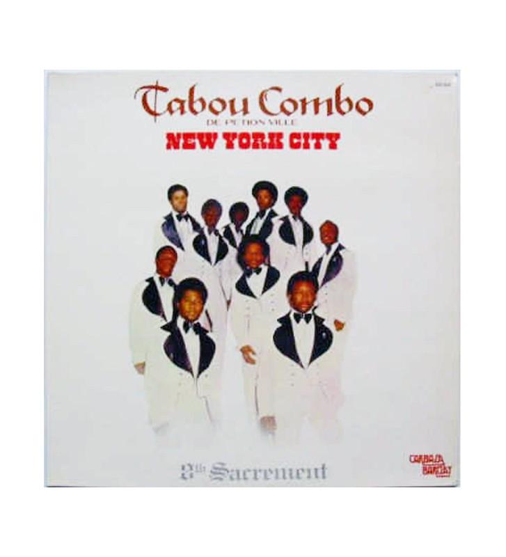 Tabou Combo De Petion Ville* - New York City (8th Sacrement) (LP, Album) mesvinyles.fr