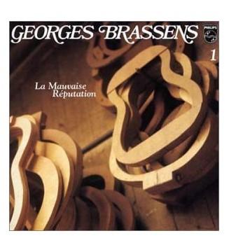 Georges Brassens - 1 - La Mauvaise Réputation (LP, RE, Comp, Gat) mesvinyles.fr