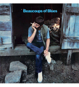 Ringo Starr - Beaucoups Of Blues (LP, Album, Gat) mesvinyles.fr