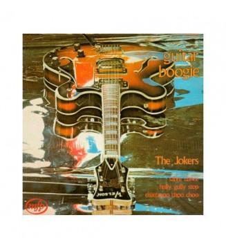 The Jokers (6) - Guitar Boogie (LP) mesvinyles.fr