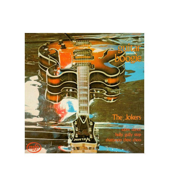 The Jokers (6) - Guitar Boogie (LP) mesvinyles.fr