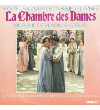 "Vladimir Cosma - La Chambre Des Dames (7"", Single)"