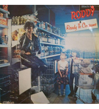 Roddy* - Ready To Consume (LP) mesvinyles.fr