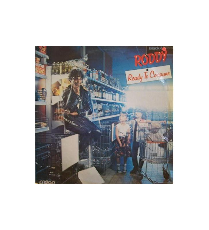 Roddy* - Ready To Consume (LP) mesvinyles.fr
