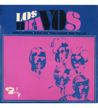 "Los Bravos - Going Nowhere (7"", EP)"