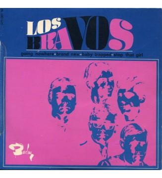 "Los Bravos - Going Nowhere (7"", EP) mesvinyles.fr"