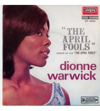 "Dionne Warwick - The April Fools / Slaves (7"", Single) mesvinyles.fr"