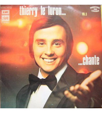 Thierry Le Luron - Volume 3 (LP)