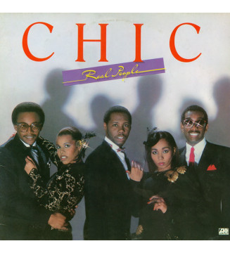 Chic - Real People (LP, Album) mesvinyles.fr