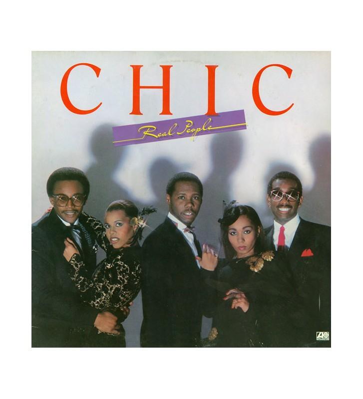 Chic - Real People (LP, Album) mesvinyles.fr