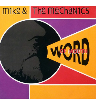 Mike & The Mechanics - Word Of Mouth (LP, Album) mesvinyles.fr