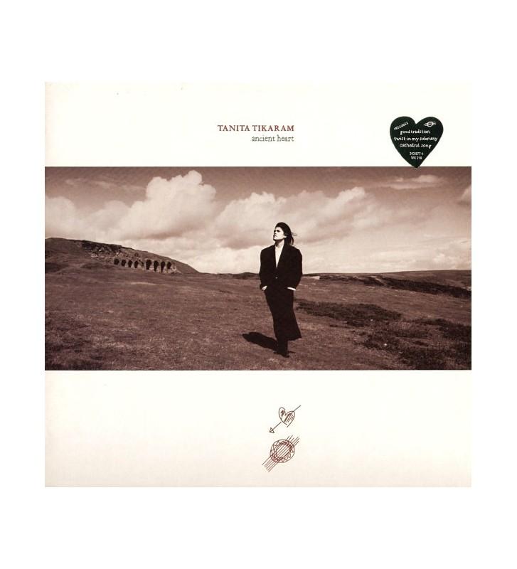 Tanita Tikaram - Ancient Heart (LP, Album) mesvinyles.fr