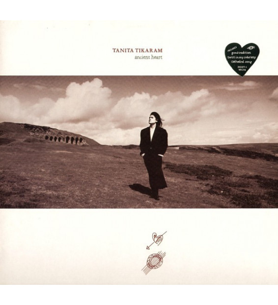 Tanita Tikaram - Ancient Heart (LP, Album) mesvinyles.fr