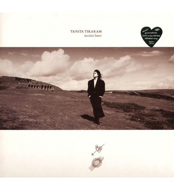 Tanita Tikaram - Ancient Heart (LP, Album)