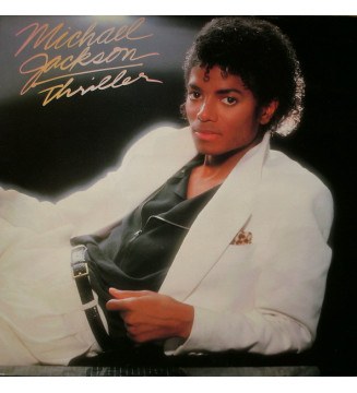 Michael Jackson - Thriller (LP, Album, Gat) mesvinyles.fr