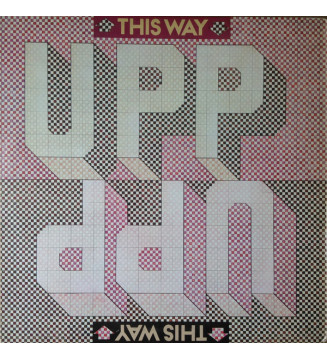 UPP - This Way (LP, Album) mesvinyles.fr