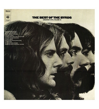 The Byrds - The Best Of The Byrds - Greatest Hits, Volume III (LP, Comp)