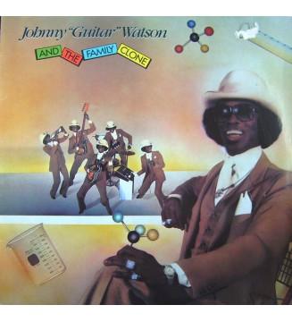 """Johnny Guitar Watson - Johnny """"Guitar"""" Watson And The Family Clone (LP, Album) mesvinyles.fr"""