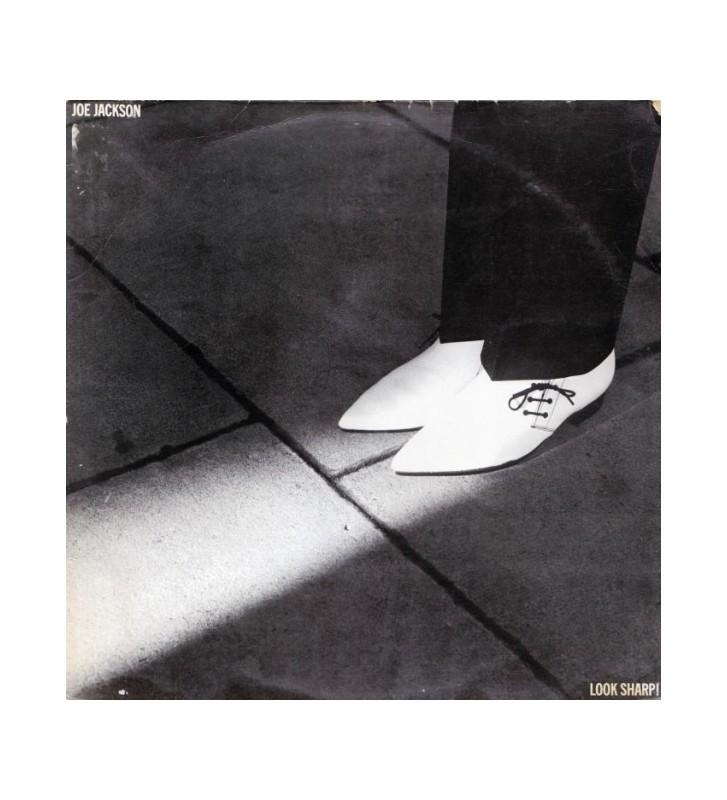 Joe Jackson - Look Sharp! (LP, Album, RE) mesvinyles.fr