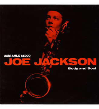 Joe Jackson - Body And Soul (LP, Album)
