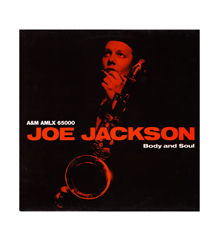 Joe Jackson - Body And Soul (LP, Album) mesvinyles.fr