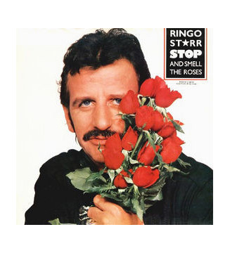 Ringo Starr - Stop And Smell The Roses (LP, Album) mesvinyles.fr
