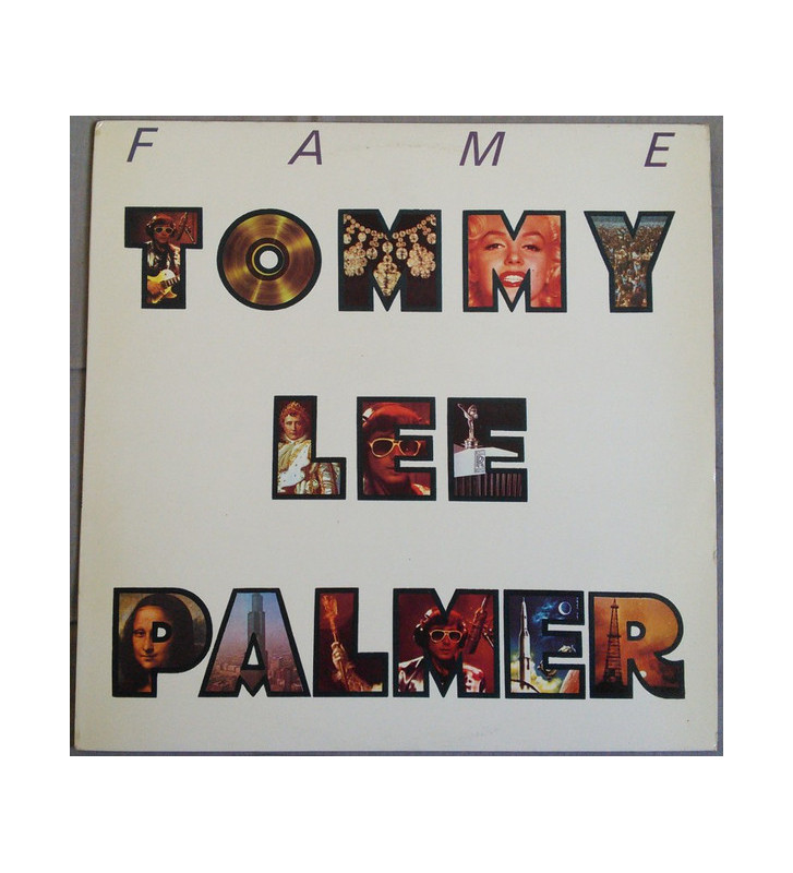 Tommy Lee Palmer - Fame (LP, Album) mesvinyles.fr