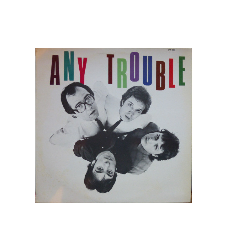 Any Trouble - Where Are All The Nice Girls (LP, Album) mesvinyles.fr