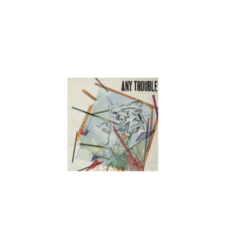 Any Trouble - Any Trouble (LP) mesvinyles.fr