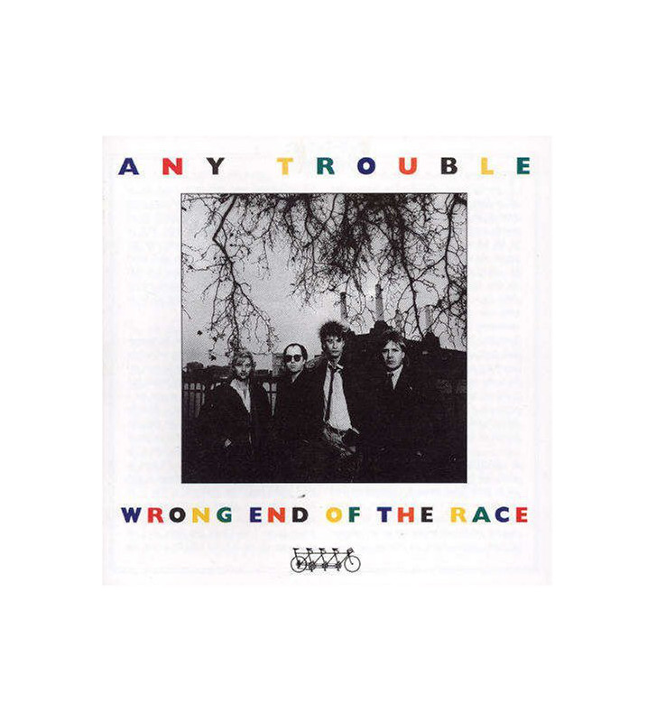 Any Trouble - Wrong End Of The Race (LP, Album) mesvinyles.fr