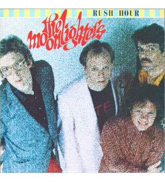 The Moonlighters - Rush Hour (LP, Album) mesvinyles.fr
