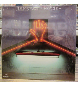 Jimmy Stewart (2) - The Touch (LP, Album) mesvinyles.fr