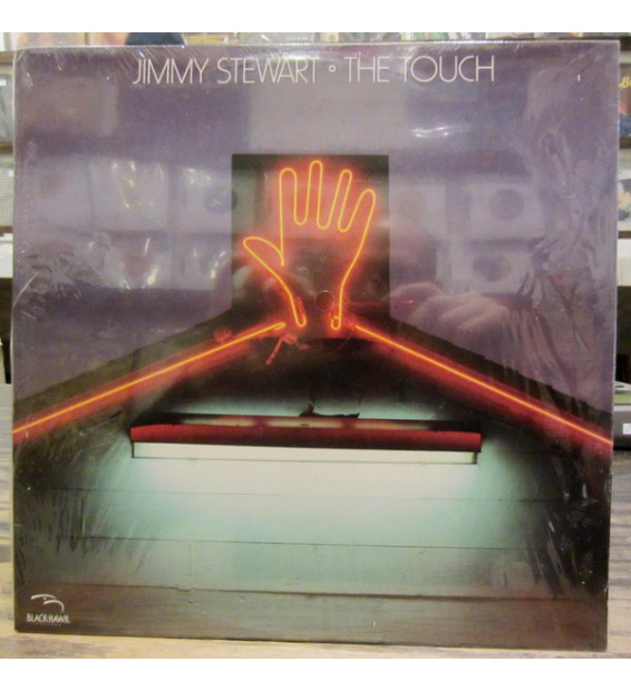 Jimmy Stewart (2) - The Touch (LP, Album)