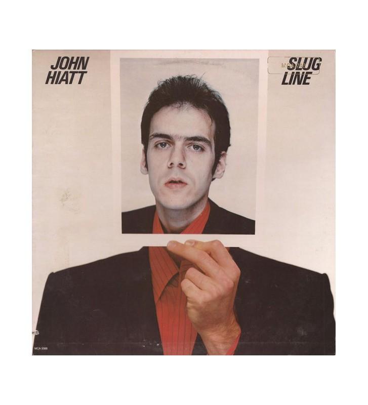 John Hiatt - Slug Line (LP, Album) mesvinyles.fr