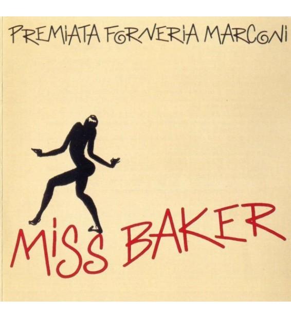 Premiata Forneria Marconi - Miss Baker (LP) mesvinyles.fr