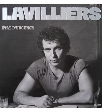 Bernard Lavilliers - État D'Urgence (LP, Album)
