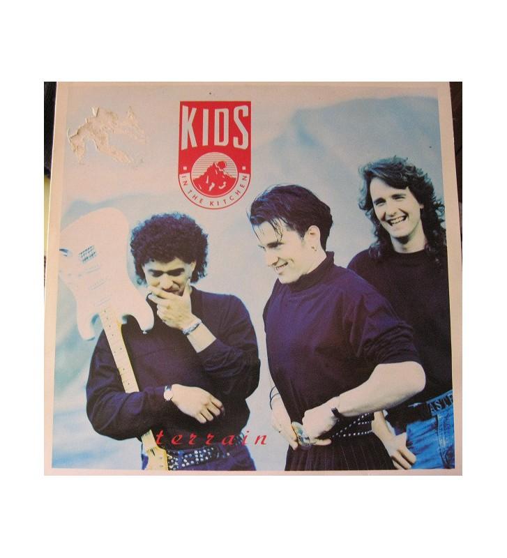 Kids In The Kitchen - Terrain (LP, Album) mesvinyles.fr